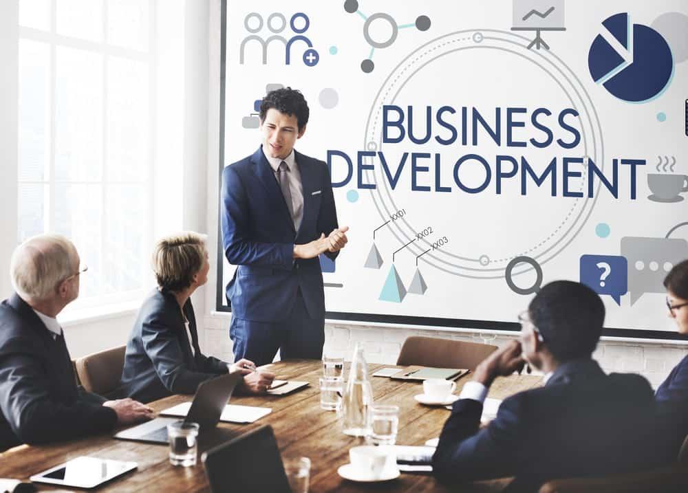 פיתוח העסק